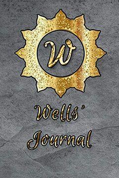 portada Wells' Journal (libro en inglés)