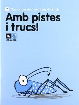 portada Amb Pistes i Trucs! 7 (libro en Catalán)
