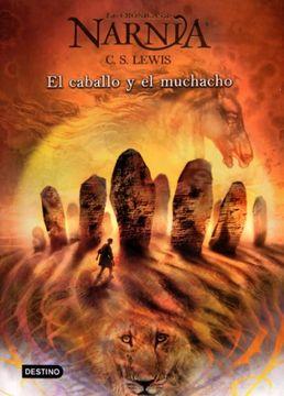 portada cronicas de narnia 3 (rust.)el cabal