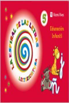 portada La Espiral De Las Letras. Lectoescritura 5