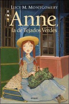 portada Anne, de los Tejados Verdes