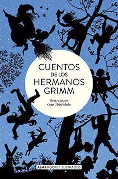 portada Cuentos de los Hermanos Grimm (Pocket)