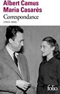 portada Correspondance: (libro en Francés)