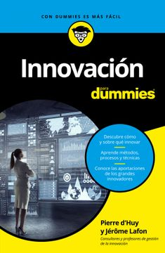 portada Innovación Para Dummies