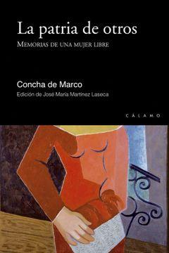 portada La Patria de Otros: Memorias de una Mujer Libre (Claves)