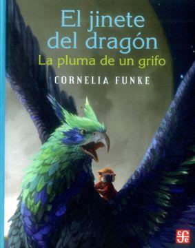 portada El Jinete del Dragon: La Pluma de un Grifo