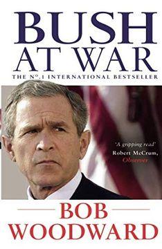 portada Bush at war (libro en Inglés)