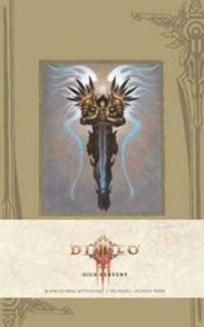portada Diablo High Heavens Hardcover Blank Journal (Insights Journals) (libro en Inglés)