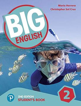 portada Big English ame 2nd Edition 2 Student Book (libro en Inglés)