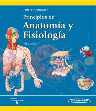 portada Principios de Anatomía y Fisiología