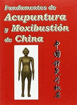 portada Fundamentos de Acupuntura y Moxibustion de China