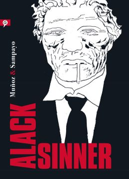 portada Alack Sinner