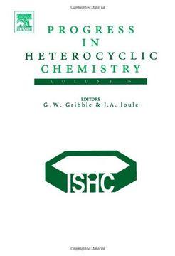 portada Progress in Heterocyclic Chemistry, Volume 16 (libro en Inglés)