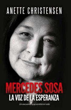 portada Mercedes Sosa, la voz de la Esperanza