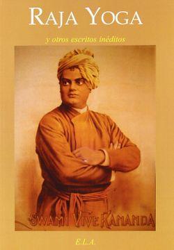 portada Raja Yoga y Otros Escritos Ineditos