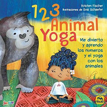 portada 123 Animal Yoga
