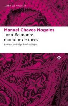 portada Juan Belmonte, Matador de Toros