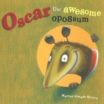 portada Oscar the Awesome Opossum