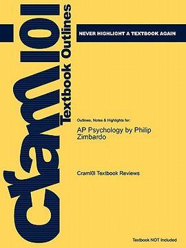 portada studyguide for ap psychology by philip zimbardo, isbn 9780131960701