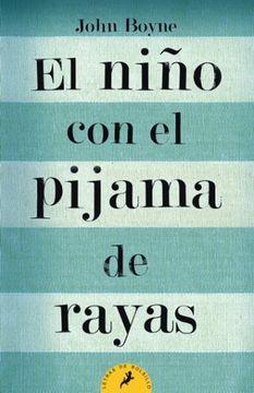 portada El Niño con el Pijama de Rayas