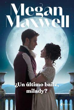 portada  PREVENTA  Un Último Baile, Milady? (Time Travel)