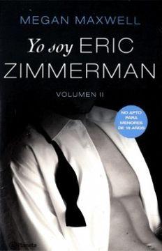 portada Yo soy Eric Zimmerman, vol ii