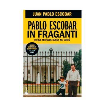 portada Pablo Escobar in Fraganti
