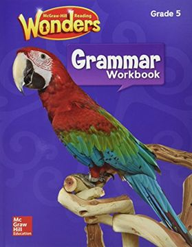 portada Wonders Grammar Workbook gr. 5