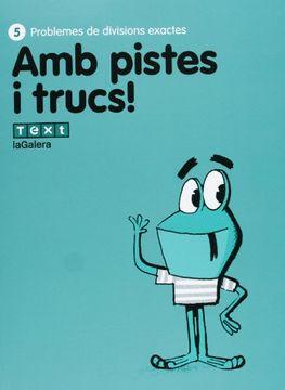 portada Amb Pistes i Trucs! 5: Problemes (libro en Catalán)