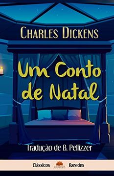 portada Um Conto de Natal (Tradução Exclusiva Clássicos Raredes) (libro en Portugués)