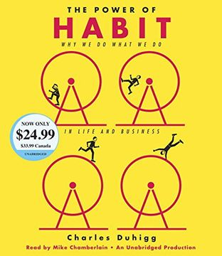 portada The Power of Habit: Why we do What we do in Life and Business (libro en Inglés) ()