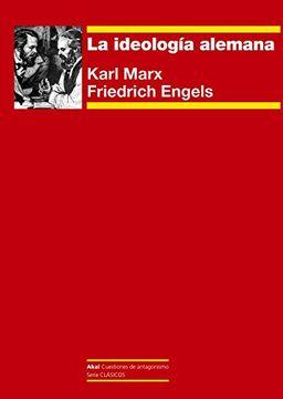 portada La Ideología Alemana
