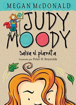 portada Judy Moody Salva el Planeta!
