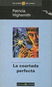 portada LA COARTADA PERFECTA.