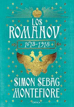 portada Los Románov: 1613-1918