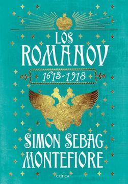 portada Los Romanov 1613 - 1918