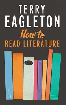 portada how to read literature