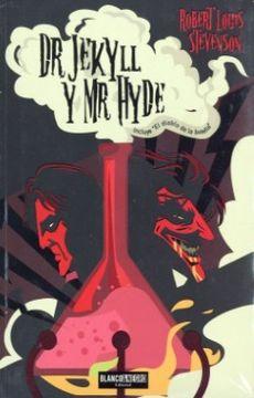 portada Dr Jekyll y mr Hide