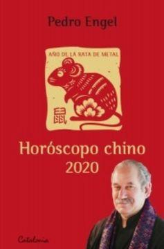 portada Horoscopo Chino 2020 una voz Espiritual Para el año de la Rata de Metal