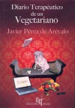 portada Diario Terapeutico De Un Vegetariano
