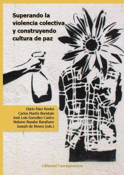 portada Superando la Violencia Colectiva y Construyendo Cultura de paz