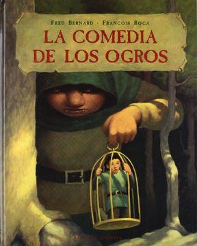 portada La Comedia de los Ogros