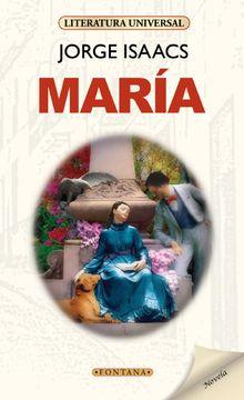 Libro María, Jorge Isaacs, ISBN 9788496975460. Comprar en Buscalibre