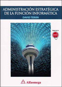 portada Administración Estratégica de la Función Informática