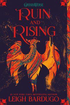 portada Ruin and Rising: The Grisha Trilogy 3 (Square Fish) (libro en Inglés)