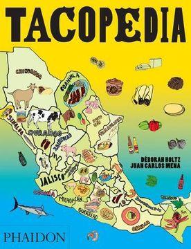 portada Tacopedia (libro en Inglés)