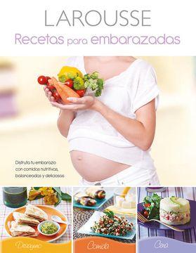 portada Recetas Para Embarazadas