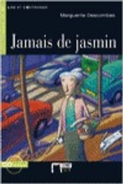 portada Jamais De Jasmin (Chat Noir. Lire Et S'entrainer)