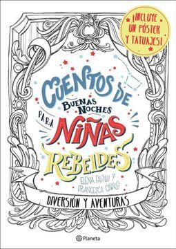 portada Cuentos de Buenas Noches Para ni as Rebeldes. Dive