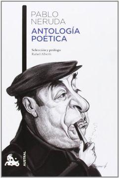 portada Antología Poética: Selección y Prólogo de Rafael Alberti (Contemporánea)